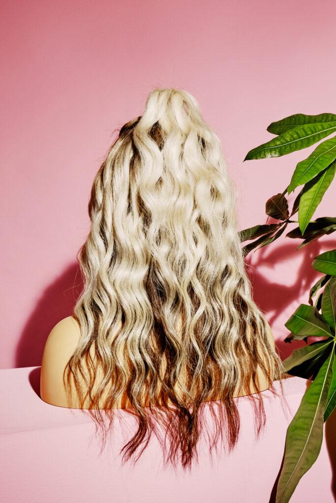 blonfr natural hair wig