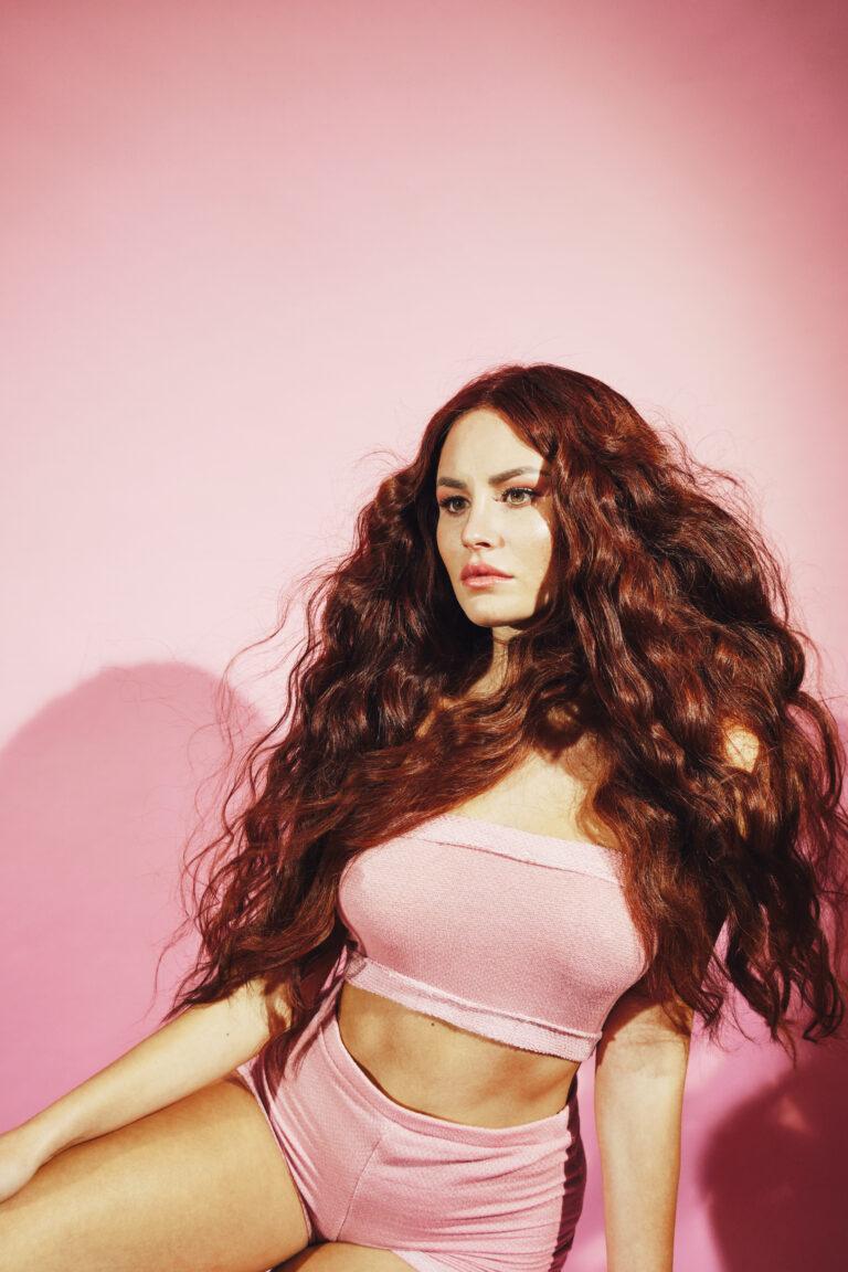 parrucca capelli lunghi