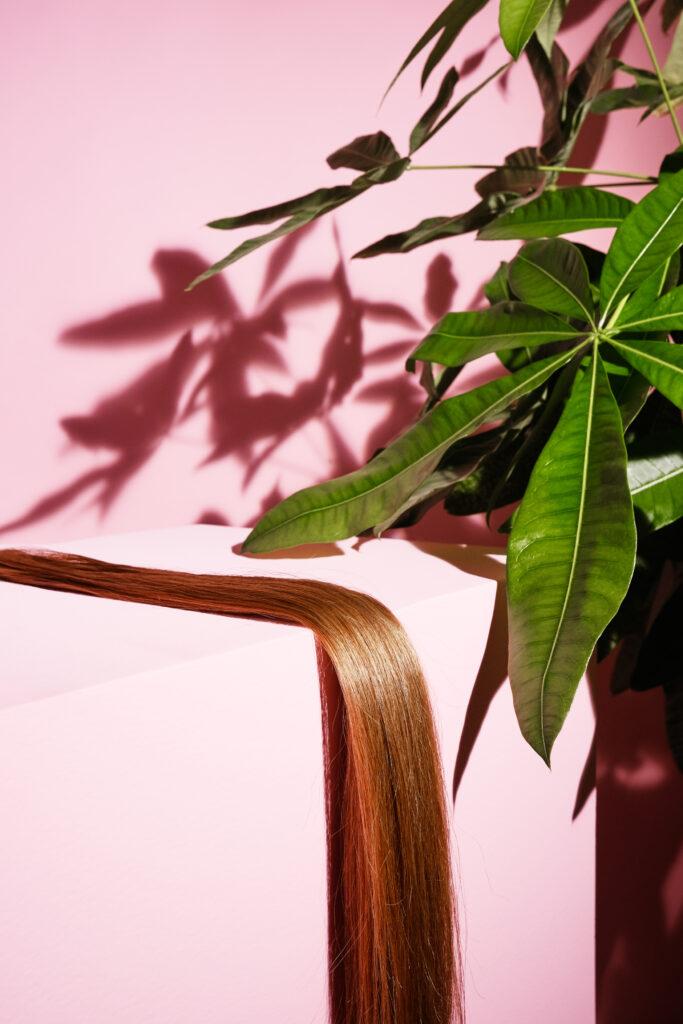 natural hair cheratina extension