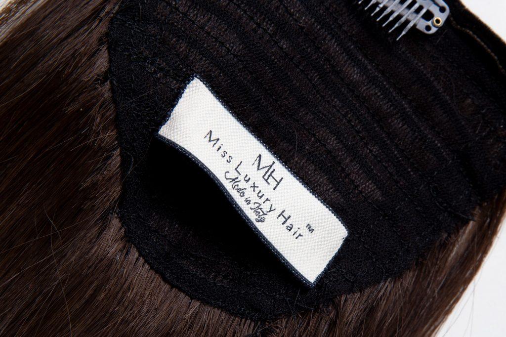 ponytail detail